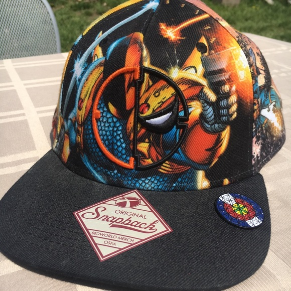 new product 9588a ca681 Deathstroke Comic Hat!! M 5ae6479a3800c541e0a5423c. Other Accessories you  may like. New Era Boston Red Sox SnapBack Baseball Cap